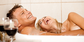 Romance In The Bath